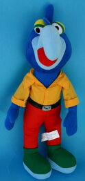 Toy factory gonzo plush