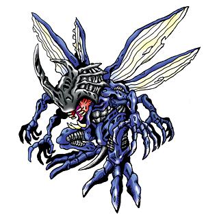 Kabuterimon - Digimon Wiki: Go on an adventure to tame the ... | 320 x 320 jpeg 77kB