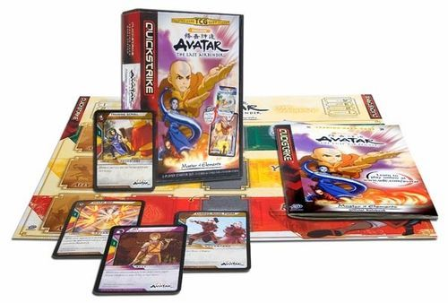 The last airbender trading card game
