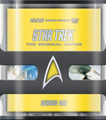 TOS-R Season 1 HD DVD cover