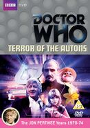 Terror of the autons uk dvd