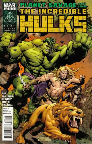 Incredible Hulks Vol 1 625