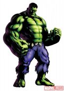 Hulk Marvel vs Capcom