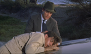 Dr. No - Bond and Jones fighting