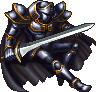 FF4PSP Black Knight