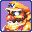 Wario Icon (Mario Kart Super Circuit)