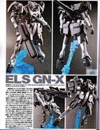 HG - ELS GN-XIV - Gunpla