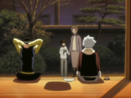 E316 Haru introduces Yosuke to Karin Hitsugaya