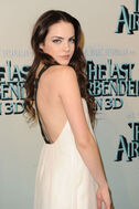 Elizabeth+Gillies+Last+Airbender+New+York+5t4AEcSyyE9l