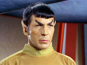 Spock, 2265