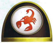 Red Scorpions Chapter Icon