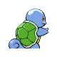 Squirtle Shiny Back IV