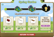 Spring Garden Stage 1