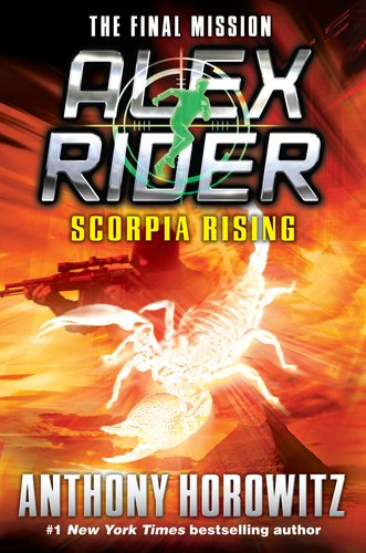book report of alex rider scorpia Alex basically is there to fiind the corporation scorpia (sabatoge, corrpuption, intelligence, assination) {yassen told him to find scorpia and to find his destiny} he gets some lead and goes to a party, where nile finds him sneaking around and tries to drown him.