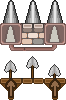 Spikes (Knight Trap)