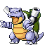 Blastoise Shiny RS