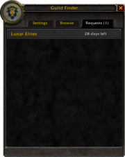 Guild Finder-Requests- 4 1 13850