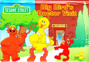Big birds doctor visit