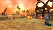 Darkspear Isle Training Grounds