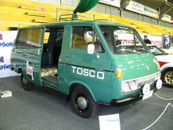 Toyota Hiace H10 Lahti