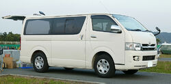 Toyota Hiace H200 501