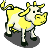 Yellow Patch Cow-icon