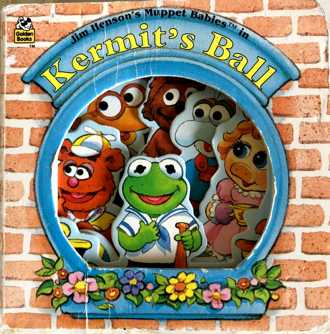 Kermit's ball book