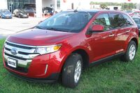 2011 Ford Edge SEL -- 08-26-2010