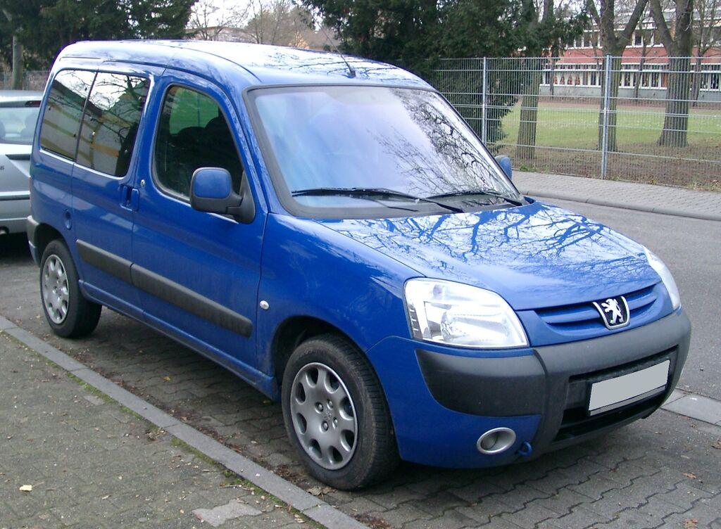 Imagenes De Peugeot Partner 2013 Wikipedia - Fotos de coches - Zcoches