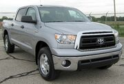 2010 Toyota Tundra CrewMax -- NHTSA