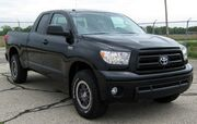 2010 Toyota Tundra Double Cab -- NHTSA