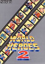 World Heroes 2 Flyer
