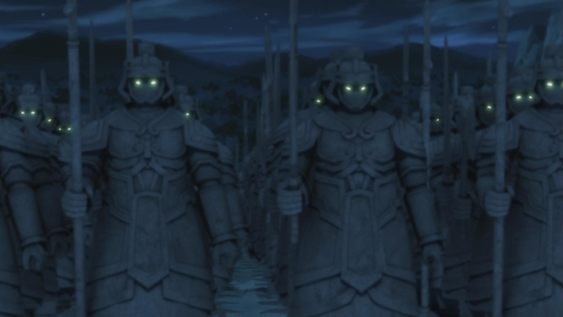 Izuru descrition Ghost_Army