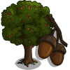Oak Tree (tree)-icon