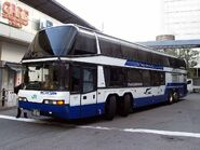 JR Bus Kanto Neoplan Megaliner