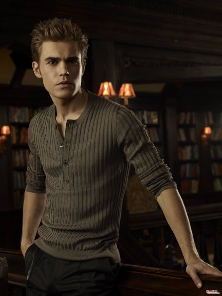 Stefan Salvatore | Paul Wesley Season-Two-Image_Stefan-Salvatore