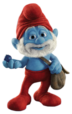 Movie Papa Smurf