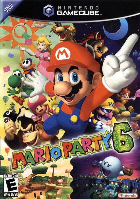 Mario Party 6 - Super Mario Wiki - La enciclopedia de Mario