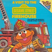 A Visit to the Sesame Street Firehouse