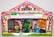Muppet miniatures hansel set