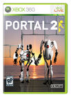 Portal 2 Xbox 360 Cover 29