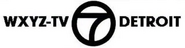 Detroit TV Logos Past and Present 2 (Now with WXYZ Logos) 1461
