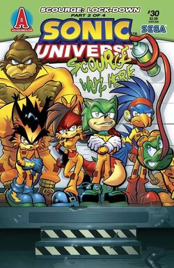 Sonic universe