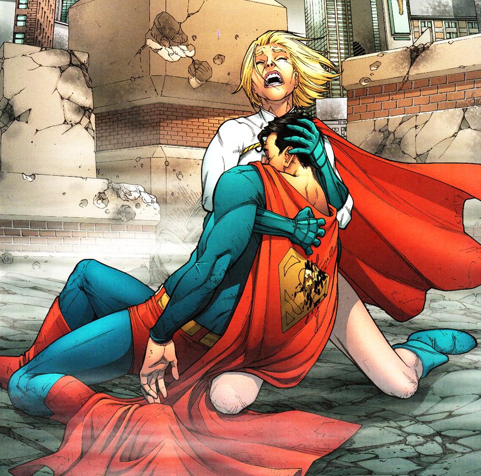 TOP 10 Vilões da DC que são mais poderosos que o Superman!