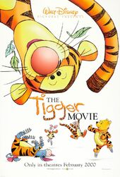 The Tigger Movie film