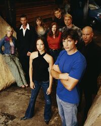 Smallville tv series cast-2004-2005