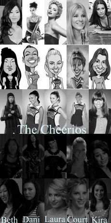 Cheerios.Collage