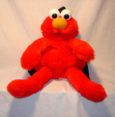 Roma kids elmo 1995 backpack