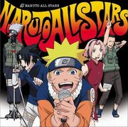 NARUTO ALL STARS