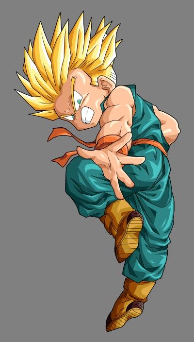 Super Saiyan Kid Trunks by dbzataricommunity jpgKid Trunks Super Saiyan 5
